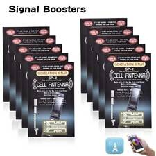 10PCS Internal Cell Phone Antenna Signal Booster Smartphone for Samsung iPhone