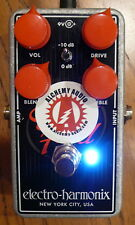 Electro-Harmonix Bass Soul Food Alchemy Audio Modified Guitar Effects Pedal