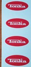 TONKA TRUCK MINI  OVAL LOGO   1976-1977