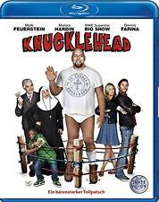 WWE BIG SHOW Knucklehead BLU-RAY DEUTSCH