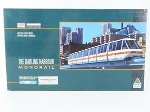 HO Scale Powerline Models TNT Harbourlink Darling Harbor Monorail Train Set