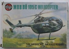 Airfix 1/72 61068 MBB Bö 105C Helicopter Model Kit
