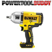 Dewalt DCF899N Brushless Impact Wrench Body 18volt Li-ion NEXT DAY DELIVERY B15