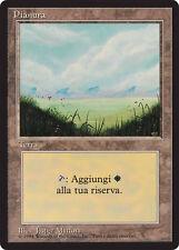 FBB Pianura - Plains MTG MAGIC Italian Revised Art A (Light) NEAR MINT