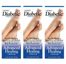 3 PACK Neoteric Diabetic Oxygenated Advanced Healing Cream 4 oz 735379160108YN