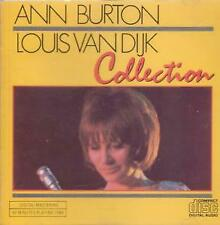 ANN BURTON AND LOUIS VAN DIJK Collection CD Austria Cbs 1985 13 Track Early