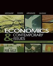 Economics and Contemporary Issues (with InfoTrac College Edition 2-Semester...