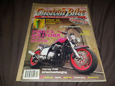 Custom Bike - April 93 - Motorcycle Magazine
