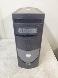 Dell OptiPlex GX270 Intel Pentium 4 2.8GHz 1MB RAM Desktop Computer No HDD