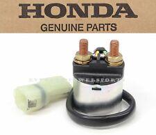 New Genuine Honda Starter Switch Assy Solenoid Relay 05-17 TRX250 Recon ES #Y148