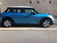 MINI Hatchback 2016 (66 Reg) 1.5 Cooper (s/s) 5 dr Metallic Blue