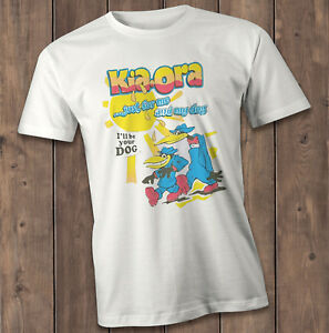 Retro Kia Ora T-Shirt, inspired by the 1980's tv advert, I'll, be your dog