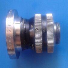 KERN Paillard SWITAR 1:1.5 f=12.5mm AR Lens w/Kodak series V ADAPTOR RING 15/16