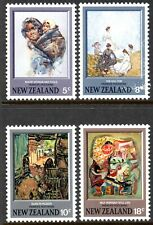 New Zealand 1973 Frances Hodgkins Paintings set of 4 Mint Unhinged