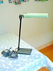 vintage green Lival Poco desk lamp