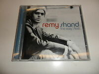 CD  The Way I Feel - Remy Shand