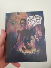 CEMETERY OF TERROR New Sealed Blu-ray Vinegar Syndrome with Slipcover