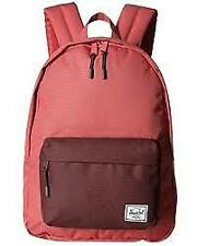 BNEW  Herschel Supply Co. Classic Mid-Volume, Mineral Red/Plum