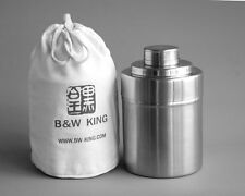 B&W KING 4X5' Format Stainless Steel Film Developing Tank