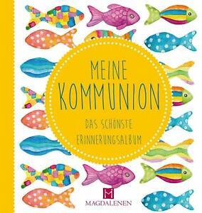 Meine Kommunion   Erinnerungsalbum   Christine Paxmann   Taschenbuch   Deutsch