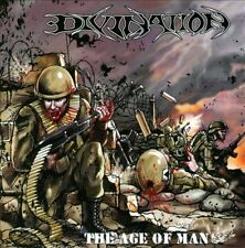DIVINATION (DEATH METAL) - THE AGE OF MAN NEW CD