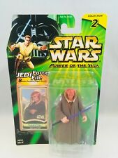 Star Wars Power of the Jedi Saesee Tiin Collection 2 Action Figure