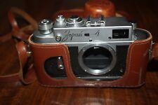 Zorki 4 body of soviet camera USSR