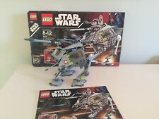Lego Star Wars 7671 Clone Wars AT-AP Incomplete Pre-Owned