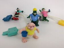 McDonalds Dinosaurs TV Show Toys Sinclairs Earl Baby Robbie Vintage 90s