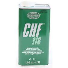 Pentosin CHF 11S Servolenkungsöl Hydrauliköl Power Steering Fluid CHF11S 1 Liter