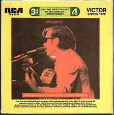 JOSE FELICIANO - alive alive-o - Concert 4 Track Reel Tape - 100% Play Tested