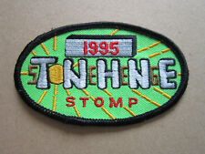Stonehenge Stomp 1995 Walking Hiking Cloth Patch Badge (L3K)