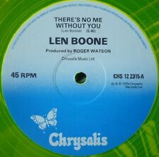 """Len Boone – There's No Me Without You   ,12"""" vinyl ,"""