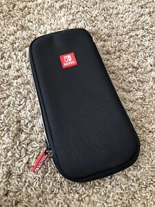 RDS Officially Licensed By Nintendo Switch Soft Slim Game Travel Case Pouch