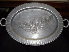 Hand Forged Ever last aluminum Tray