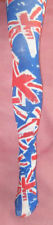 Red White Blue Union Jack Ladies Tights. Fancy Dress UK