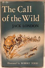 *VG* The Call of The Wild London Illustrated by Robert Todd (1963, 7th Printng)