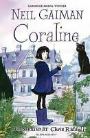 Coraline by Gaiman, Neil, NEW Book, FREE & Fast Delivery, (Paperback)
