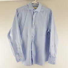 Michael Kors Mens Long Sleeve Casual Shirt Non Iron Sz 17 | 34/35
