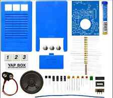 ELENCO K-22A YAP BOX KIT Makes Six Exciting Sounds (solder version) AGES 13