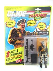 Action Force GI Joe Cobra ☆ STALKER v3 ☆ Figure Hasbro Vintage 100% MINT 92 MOC