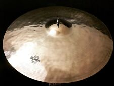 "Wuhan Cymbals 22"" Medium Thin Crash Ride Cymbal New"