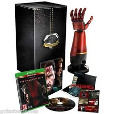 METAL GEAR SOLID V 5 THE PHANTOM PAIN COLLECTOR'S EDITION XBOX ONE PAL UK NEW