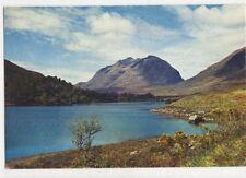 Liathach From Loch Clair Glen Torridon Postcard 471a
