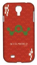 *New* Accel World Prominence Icon Phone Case Compatible for Samsung Galaxy S4