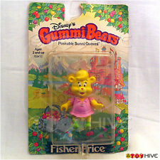 Disney Gummi Bears by Fisher Price Vintage - Sunni Gummi action figure