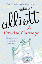 A Crowded Marriage, Catherine Alliott | Paperback Book | Good | 9780755335206