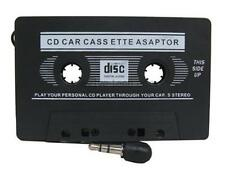 ADATTATORE CASSETTA STEREO DA AUTO LETTORE MP3 CD CAR AUDIO ADAPTER AUTORADIO
