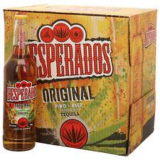 Desperados Tequila Bier 12 Flaschen a 580 ml 6.0 %