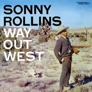 Sonny Rollins - Way Out West NEW CD